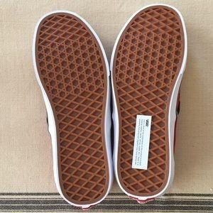 Vans Shoes - BNWT Vans classic slip on floral pattern